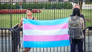 Federal judge rebukes Trump & says he can't institute the trans military ban after all