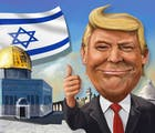 It's time to call BS on Trump's use of Jewish people as props in his political drama