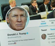 Twitter may start labeling Trump's tweets as 'offensive' when necessary