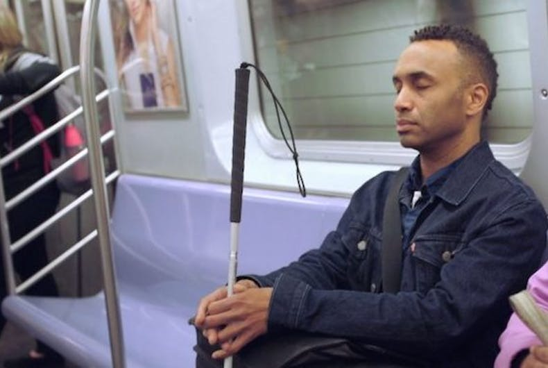 Vision Portraits, SXSW documentary, Rodney Evans
