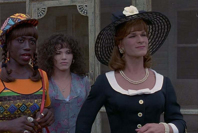 'To Wong Foo' is being rereleased with new footage. Will it be a hit in 2019 like it was in 1995?