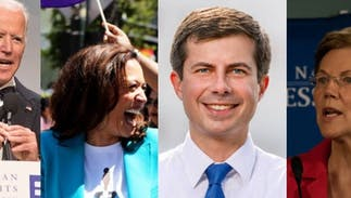 Over 20% of Sanders supporters say they'll vote for Trump if Buttigieg or Warren win