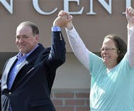 Mike Huckabee claims LGBTQ rights are the 'greatest threat' to America