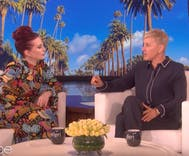 Meghan Mullally thanks Ellen DeGeneres… for her career