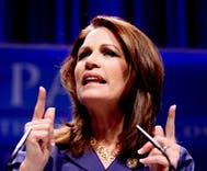 Michele Bachmann says we will never have a 'more biblical president' than Donald Trump