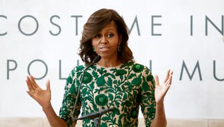 Michelle Obama's scathing description of Trump has anyone with divorced parents nodding in agreement