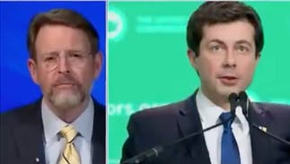 Tony Perkins described Pete Buttigieg as 'wolf in sheep's clothing' who wasn't born gay