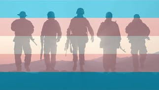 The transgender military ban starts today. Here's what you need to know.