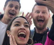 "4 of the 5 ""Queer Eye"" guys met Alexandria Ocasio-Cortez while lobbying for the Equality Act"