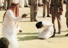 Saudi Arabia beheaded 5 men 'proven' to be gay under torture
