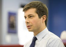 Internet ponders if Mayor Pete (or devoted friend) was behind his Wikipedia edits