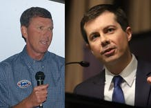 Pete Buttigieg may appear at presidential forum hosted by one of the biggest anti-LGBTQ activists