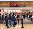 San Jose city council votes to make their airport Chick-fil-A the 'gayest' in America