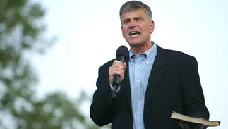 Evangelist Franklin Graham accuses Pete Buttigieg of 'flaunting' his sexuality