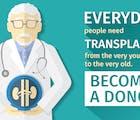 Doctors perform first HIV+ organ donation transplant