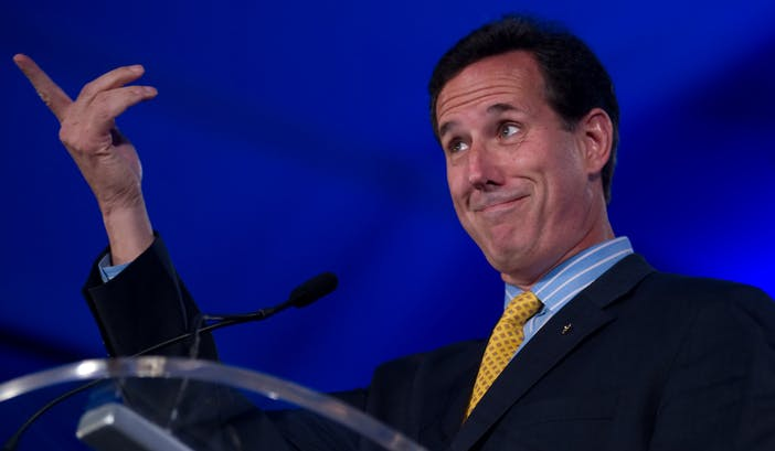 Rick Santorum defends Mayor Pete from Franklin Graham's disgusting attacks about 'sin'