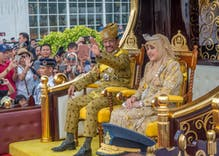 Perez Hilton outs Sultan of Brunei's son after country enacts new law that would stone gay people