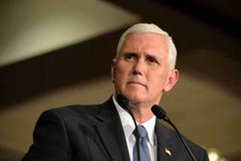 Christian college grads walk out of Mike Pence commencement speech