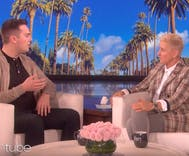 Ellen's interview with the Mormon valedictorian who came out at graduation left viewers in tears