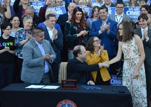 Out Colorado Governor Jared Polis signs law banning harmful 'ex-gay' conversion therapy