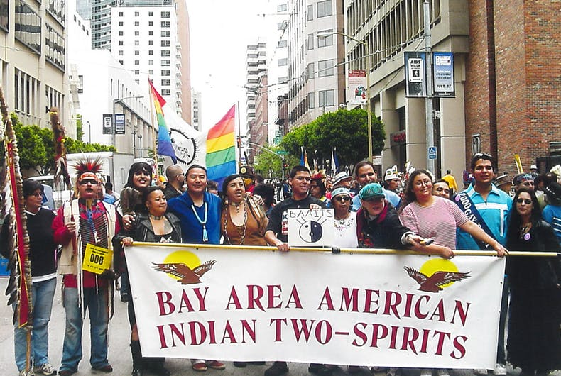 Pride in Pictures: Meet the Two Spirit community