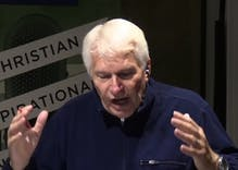 "Prominent Christian activist says ""the Nazi Party started in a gay bar"""