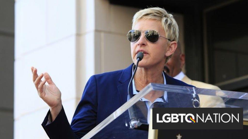 Ellen deletes vapid tweet on racial justice after blowback from fans