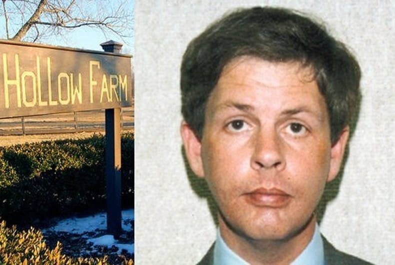 You can now buy the land where a bisexual serial killer buried the bones of his victims