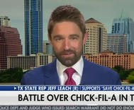 This Republican wants a law because 'I don't think you should be able to argue' with Chick-fil-A