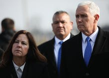 Mike & Karen Pence aren't Christian 'victims'. They're the bullies.