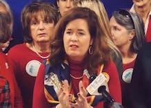 Trans lawmaker Danica Roem's GOP opponent is an anti-LGBTQ extremist
