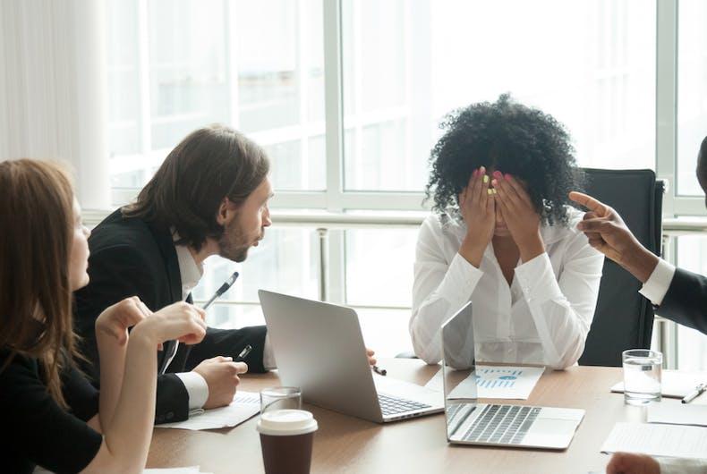 Shutterstock, lesbian, workplace discrimination