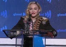 Madonna was fined $1M by Russia for supporting LGBTQ rights publicly