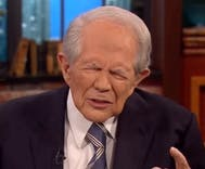 Pat Robertson says there will be 'atomic war' if Christians can't discriminate against LGBTQ people