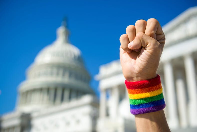 House of Representatives passes federal nondiscrimination protections for LGBTQ people