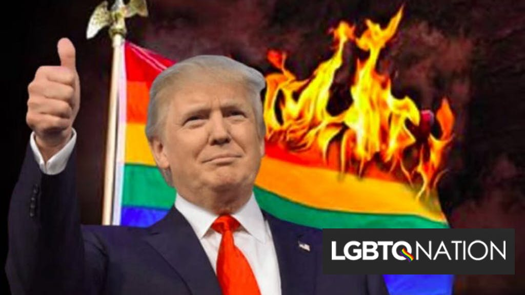 Log Cabin Republicans endorsed some of the most anti-LGBTQ politicians running for office