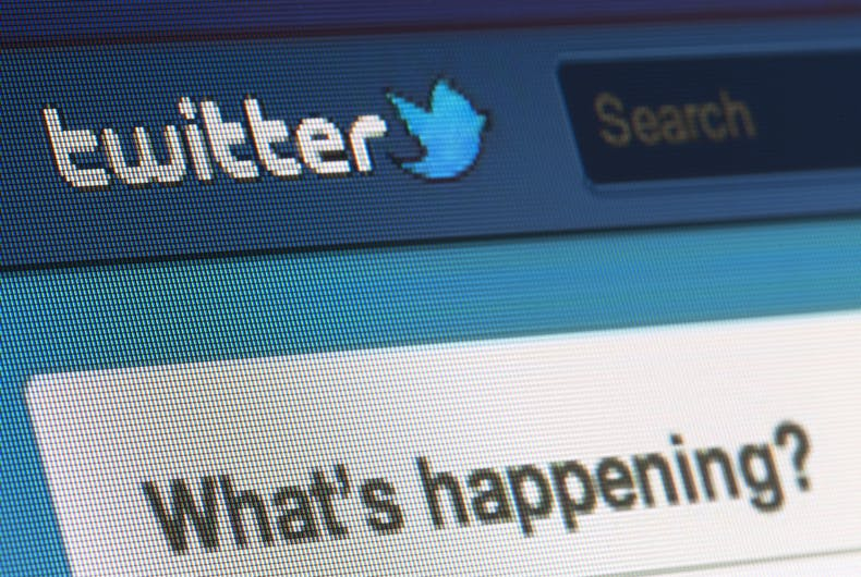 Twitter is 'researching' whether or not they should allow white nationalists to send racist tweets