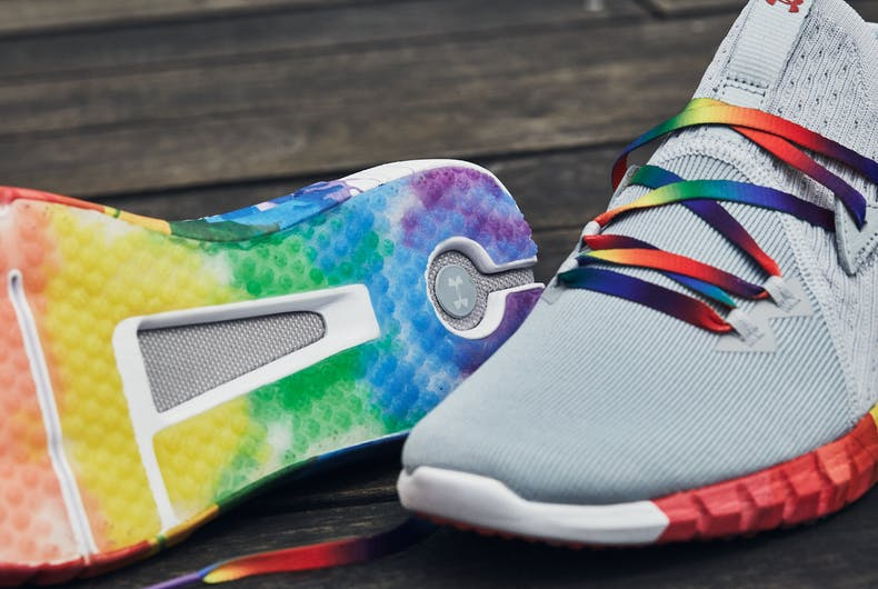 Why Gay Pride Sneakers Matter More Than You Know | Sole