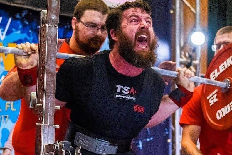 USA Powerlifting, Garrett Blevins, transgender powerlifters, trans athletes