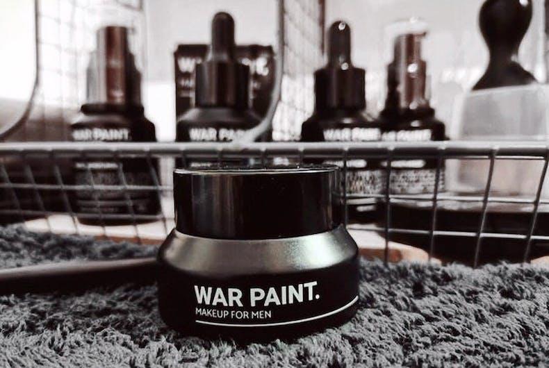 War Paint makeup