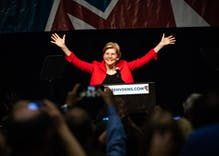 Elizabeth Warren is taking her presidential campaign to Pete Buttigieg's backyard