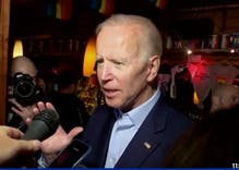 Joe Biden dropped by the Stonewall Inn to buy a round of drinks