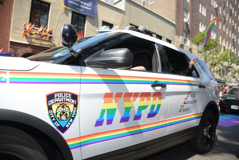 JUNE 26 2016: The 46th annual NYC Pride March featured over 350 contingents, marching from 36th Street to Christopher & Greenwich Sts