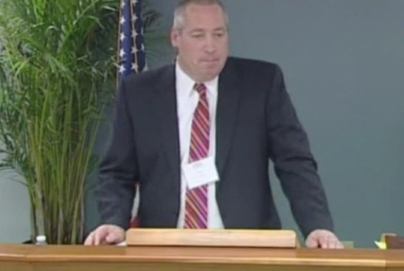 Coffee County, Tennessee District Attorney Craig Northcott