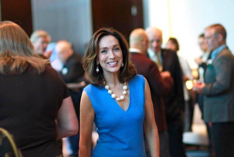 Georgia Senate Candidate Teresa Tomlinson