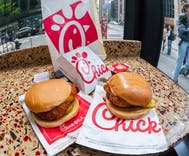 Texas Attorney General sues a city for not giving Chick-fil-A a lucrative contract