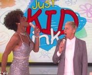 Ellen's super-gay episode included a rainbow unicorn, a drag queen & Matt Bomer