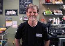 Masterpiece Cakeshop baker sued for discrimination again. It's not a wedding cake this time.