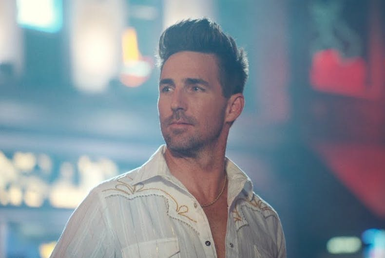 Jake Owen, country music star, musician, homophobia