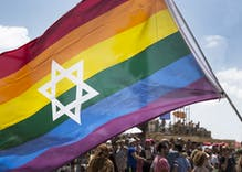 The D.C. Dyke March banned the Jewish pride flag. Now they're trying to explain why.